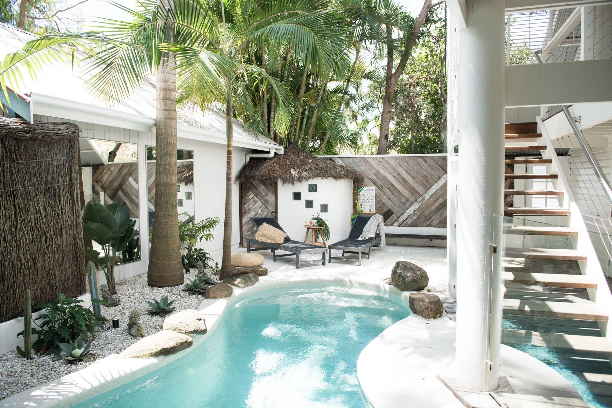 ea6db5729ee Cactus Rose Villa - Pool Area