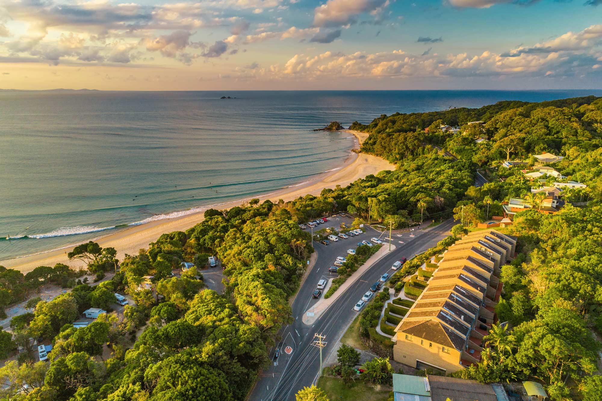 #3 James Cook Apartments | Byron Bay | Byron Bay Holiday ...
