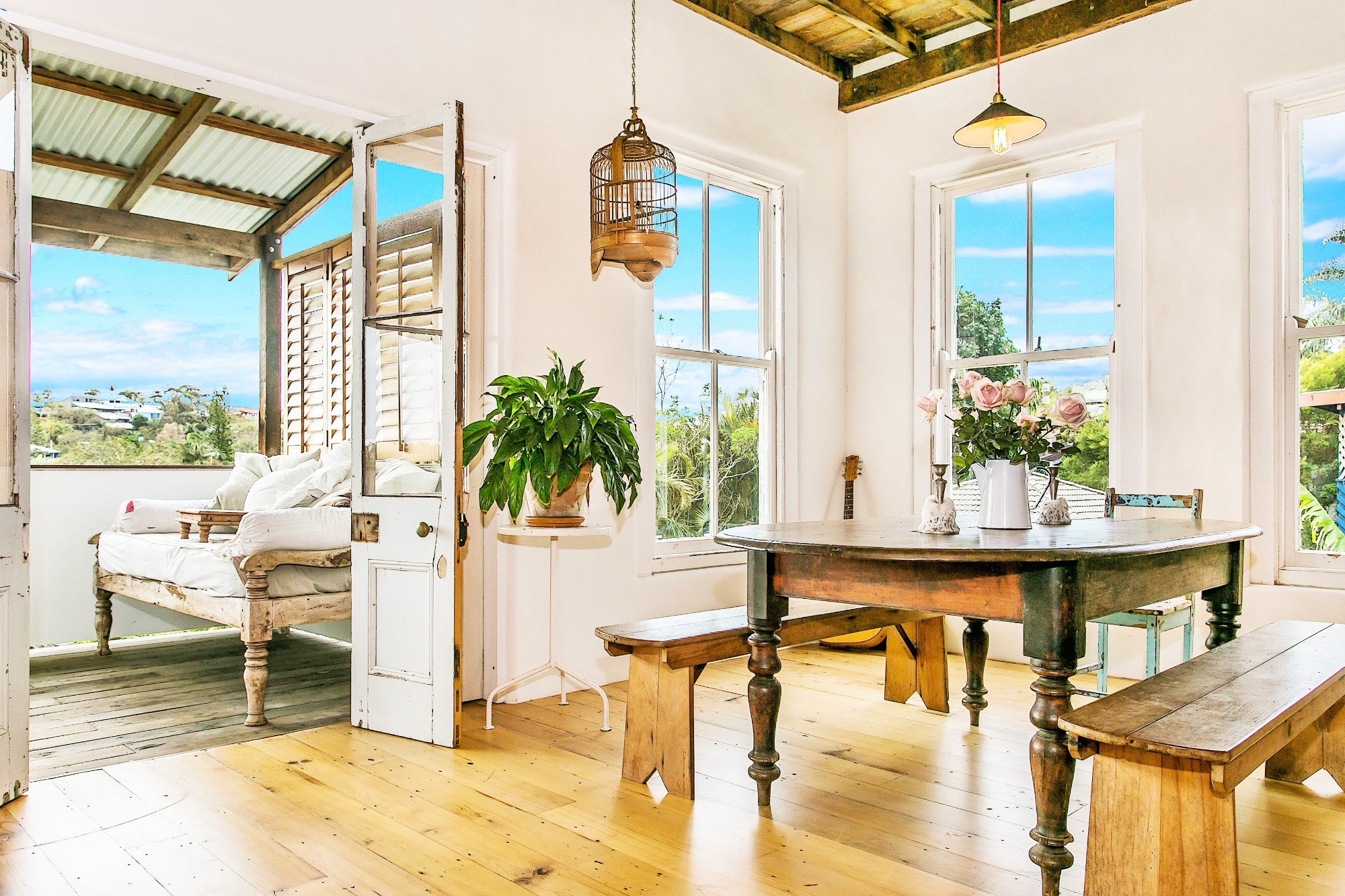 Pacific dining room byron bay