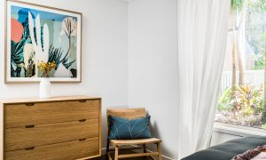 Baby Blue - Byron Bay - Bedroom 2b