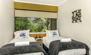 7 James Cook Apartment - Twin Bed