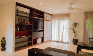 Akai Hana Villa - Living Room