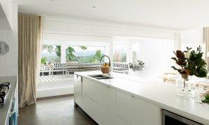 Amileka - Byron Bay Hinterland - Kitchen to Outdoor