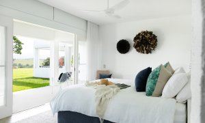 Amileka - Byron Bay Hinterland - Master Bedroom