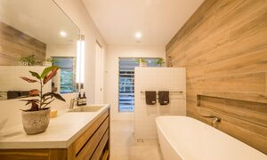 Apalie Retreat - Ewingsdale - bathroom
