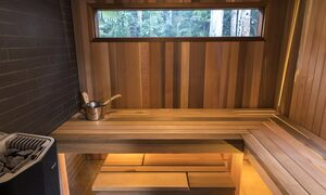Apalie Retreat - Ewingsdale - Sauna