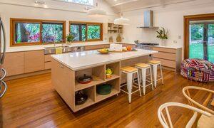 Apalie Retreat - Ewingsdale - spacious chefs kitchen