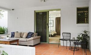 Apartment 1 Surfside - Byron Bay - Rear Balcony