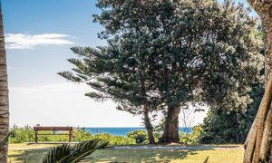 Apartment 2 Surfside - Byron Bay - View from Front Patio
