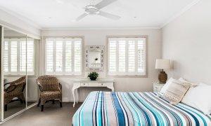 At Driftaway - Byron Bay - Master Bedroom b