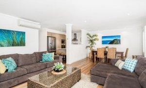At Driftaway - Byron Bay - Open Plan Living