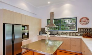 Aurora Byron Bay - New kitchen and island bench