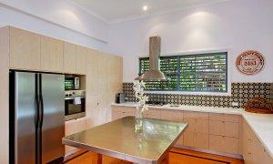 Aurora Byron Bay - New kitchen and island bench