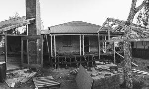 Bacchus - Byron Bay - Old cottage rebuild and restoration