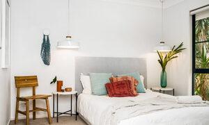 Bangalow Palms - Byron Bay - Bedroom 1g