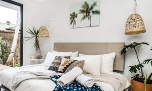 Bangalow Palms - Byron Bay - Bedroom 2c