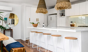 Bangalow Palms - Byron Bay - Kitchen Looking from Dining Area