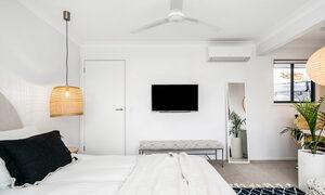 Bangalow Palms - Byron Bay - Master Bedroom b