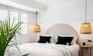 Bangalow Palms - Byron Bay - Master Bedroom c