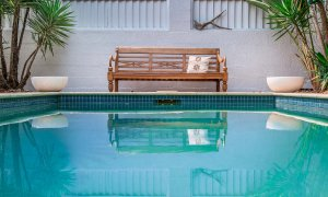 Bangalow Palms - Byron Bay - Pool c