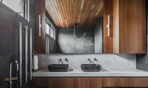 Bay Rock House - Byron Bay - Shared Bathroom