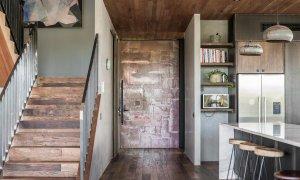 Beach Box - Byron Bay - Styled Copper Entrance Door