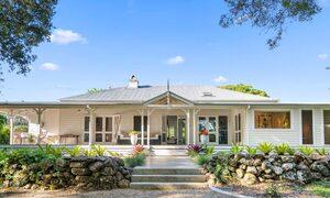 Bellbird - Byron Bay - Front of Property a