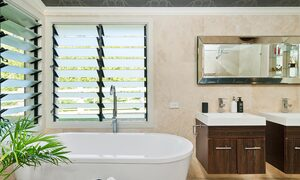 Bellbird - Byron Bay - Master Bedroom Ensuite Bathroom a