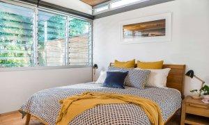 Billabelongil - Byron Bay - Master's Bedroom a