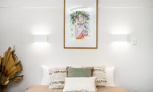 Bohemian Bangalow - Byron Bay - Bedroom 2d