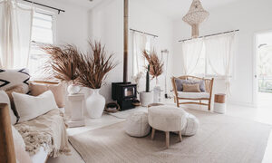 Byron Bay - Collective Retreat - Living Room a