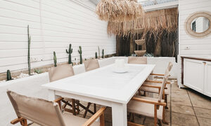 Byron Bay - Collective Retreat - Outdoor Entertaining Area b