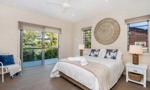 Byron Beach Style - Byron Bay - Master Bedroom