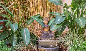 Byron Beach Style - Garden Budha