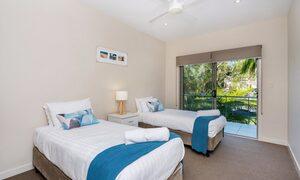 Byron Beach Style - Single Bedroom Upstairs