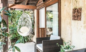 Byron Blisshouse - Byron Bay - Garden Villa - Hanging Chair