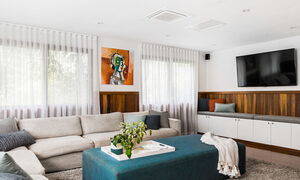 Byron Blisshouse - Byron Bay - Penthouse - Lounge and TV