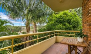 Byron Breeze 5 - Byron Bay - Clarkes Beach - balcony