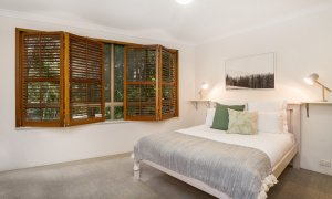 Byron Breeze 5 - Byron Bay - Clarkes Beach - Master Bedroom