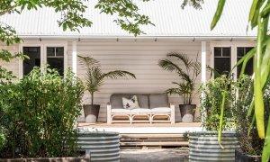 Byron Creek Homestead - Byron Bay - House 1 Outdoor Lounge