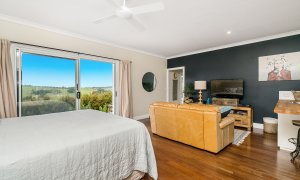 Byron Hills Hinterland Retreat - Byron Bay - Master Suite