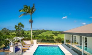 Byron Hills Hinterland Retreat - Byron Bay - Pool