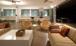 Byron Bay Villa - Living Area