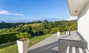Byrons Brae - Byron Bay - Outdoor Lounge