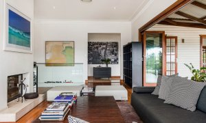 Callistemon View - Byron Bay Hinterland - Federal - lounge room