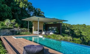 Callistemon View - Byron Bay Hinterland - Federal - pool area