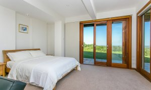 Callistemon View - Byron Bay Hinterland - Federal - Bedroom with view
