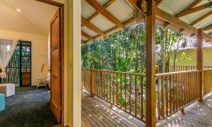 Casa Dan - Bedroom Deck Area
