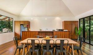 Casa Dan - Kitchen and dining