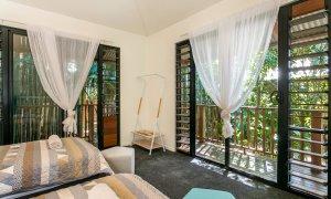 Casa Dan - Twin bedroom